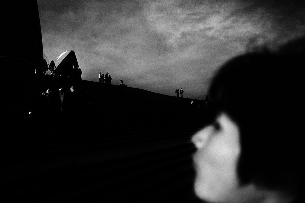 Trent Parke, Opera House, 2002, Dream/Life & Beyond